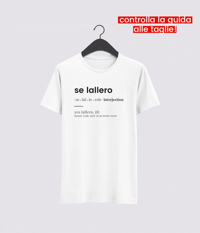 T-Shirt Rome is More Se Lallero