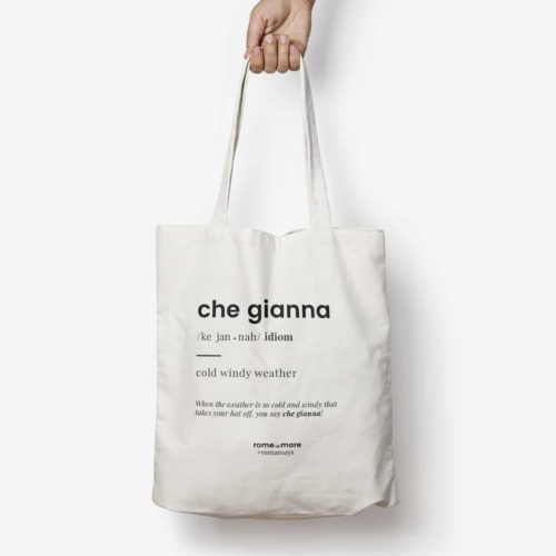 Tote bag 'Che Gianna'