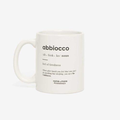 Tazza 'Abbiocco'