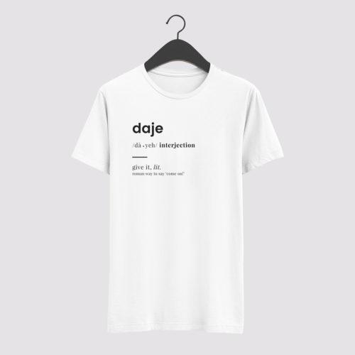 T-Shirt 'Daje'