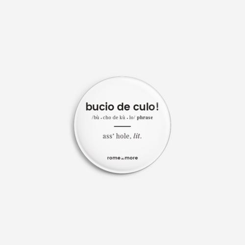 Spilla 'Bucio De Culo'