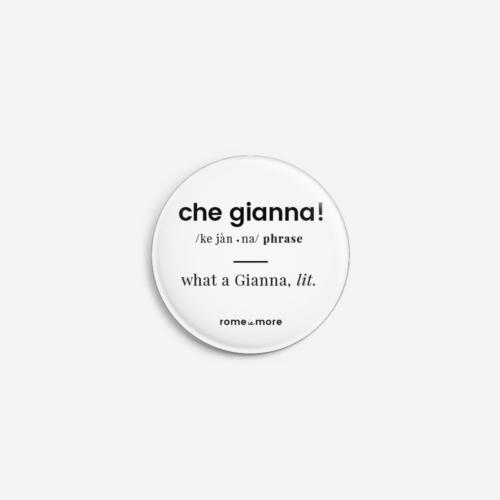 Spilla 'Che Gianna'