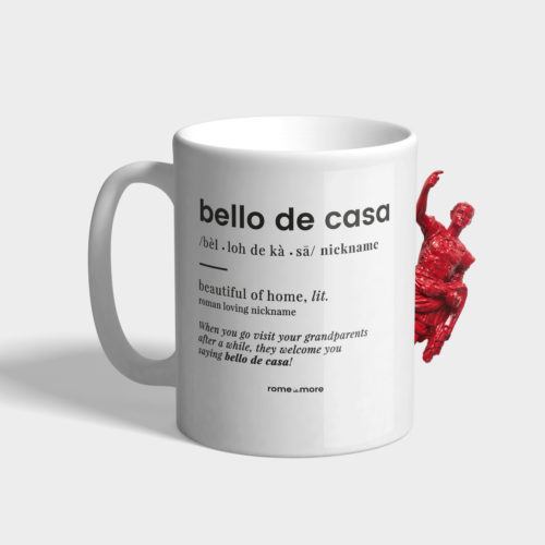Tazza 'Bello De Casa'