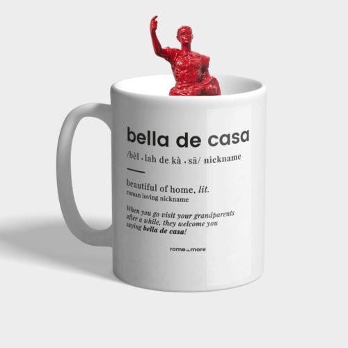 Tazza 'Bella De Casa'