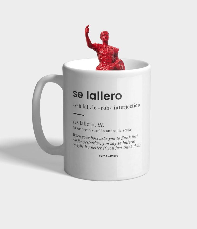 Tazza 'Se Lallero'