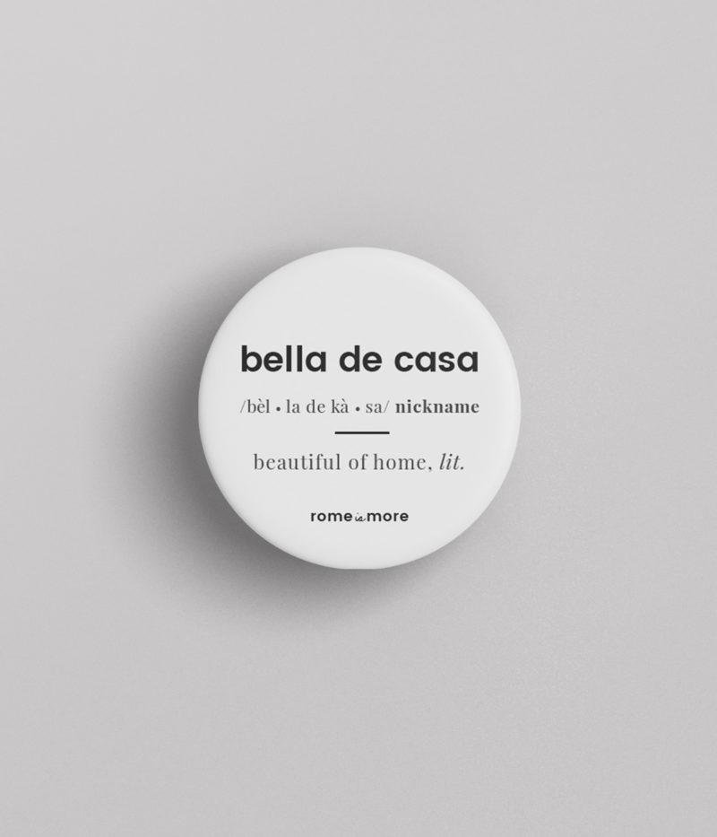 Spilla 'Bella De Casa'