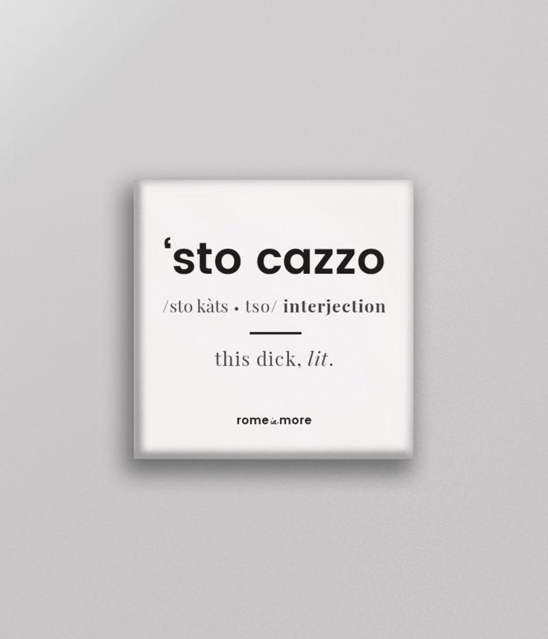 Calamita 'Sto Cazzo'