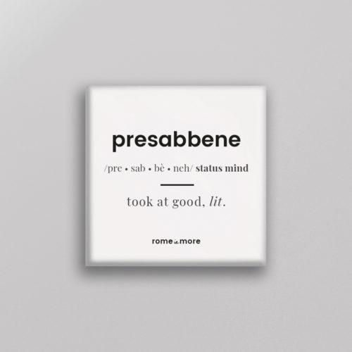 Calamita 'Presabbene'