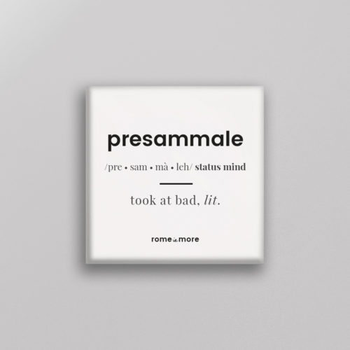 Calamita 'Presammale'