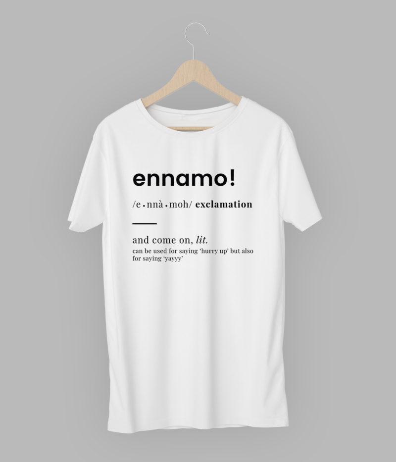 T-Shirt 'Ennamo'