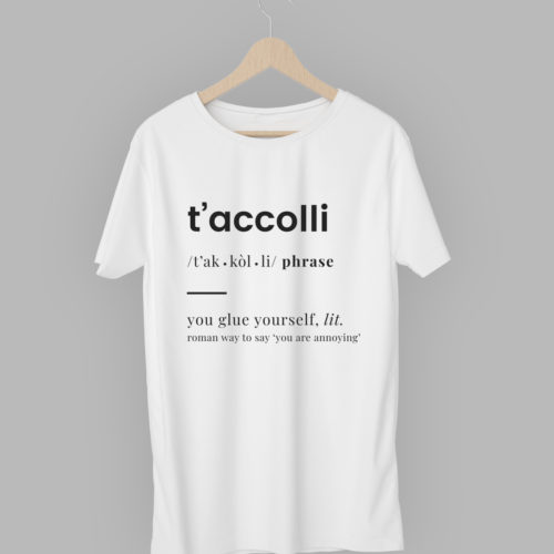 T-Shirt 'T'Accolli'