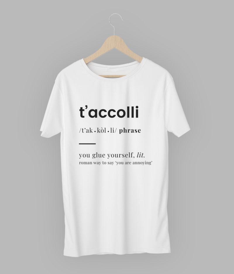 T-Shirt 'T'Accolli'